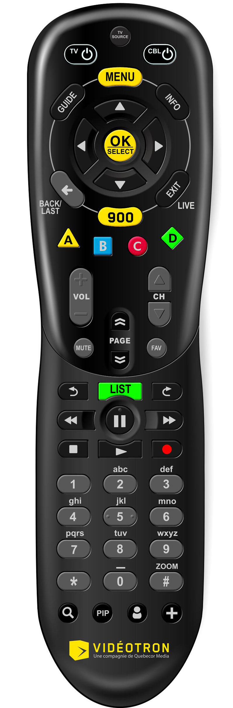 Solved Programing A Remote Thats Not Listed Xfinity Help And Support Forums 2856875