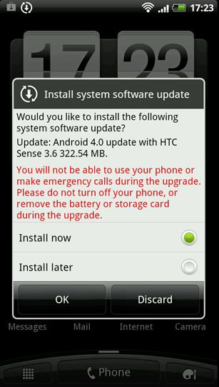 HTC Amaze 4G Update   Support   Videotron