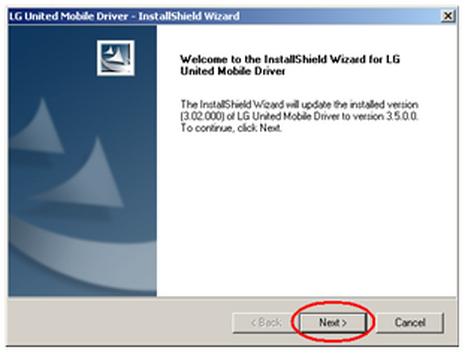 Install Official ADB Driver for LG Optimus 2X (Original USB Driver)